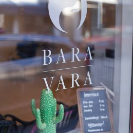 Ekologisk hårvård Kalmar - Frisör Bara Vara - Södra Långgatan 22